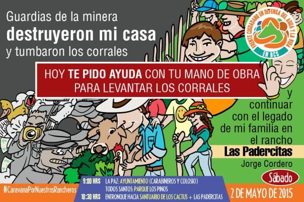 Diseño: Frente Ciudadano en Defensa del Agua y la Vida