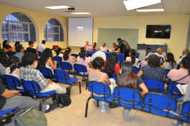 UABCS, escuchando el testimonio de la familia Cordero