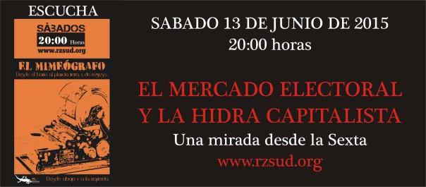 EL MIMEOGRAFO 13 JUNIO 2015